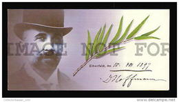 DR HOFFMAN BAYER ADVERTISING Pharmacy Aspirin Willow Tree URUGUAY BOOKLET  1676a - Planten