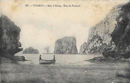 Viet-Nam - Tonkin - Baie D'Along, Baie De Parcival - Collection Dieulefils - Carte N° 281 Non Circulée - Viêt-Nam