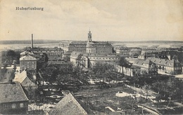 Wermsdorf - Hubertusburg (Hubertsbourg) - Uberblick - Verlag Emil Busch - Carte Non Circulée - Wermsdorf