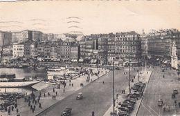 Cp , 13 , MARSEILLE , Le Quai Des Belges - Old Port, Saint Victor, Le Panier