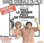45 TOURS B-O DU FILM TOUT LE MONDE PEUT SE TROMPER - Soundtracks, Film Music