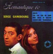 Magnets Magnet 45 Tours Serge Gainsbourg Romantique 60 - Characters