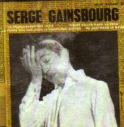 Magnets Magnet 45 Tours Serge Gainsbourg Le Poinconneur - Personnages