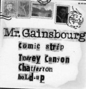 Magnets Magnet 45 Tours Serge Gainsbourg Comic Strip - Characters