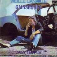 Magnets Magnet 45 Tours Serge Gainsbourg Vieille Canaille - Characters
