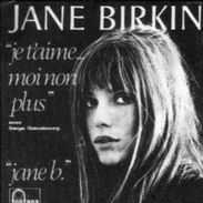 Magnets Magnet 45 Tours Serge Gainsbourg Jane Birkin Je T'aime Moi Non Plus - Personnages