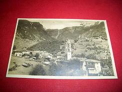 Cartolina Chiesa Di Valmalenco E Pizzo Quadro 1930 Ca - Sondrio