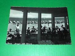 Cartolina Rimini - Spiaggia Dalla Rotonda 1953 - Rimini