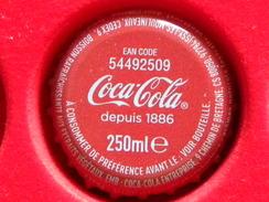 Capsule Coca Cola EAN Code 54492509 - Soda