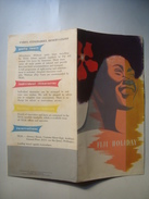 TEAL. TASMAN EMPIRE AIRWAYS LIMITED. FIJI HOLIDAY - AUSTRALIA, 1950 APROX. 12 PAGES. COLOURED PHOTOS. - Advertenties