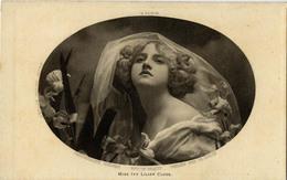 ARTISTE MISS IVY LILIAN CLOSE 1ER PRIX DE BEAUTE 4049 IRIS - Artisti
