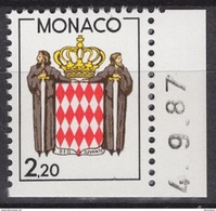 MONACO 1987  N°1613 NEUF** G29 - Monaco