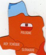 Magnets Magnet Savane Brossard Europe Pologne - Tourism