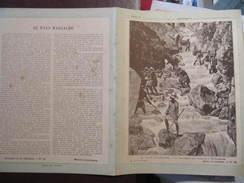 COUVERTURE CAHIER  - MADAGASCAR - TRAVERSEE DES TORRENTS - H. & Cie, PARIS - Löschblätter, Heftumschläge