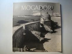 MOGADOR - MAROC / MOROCCO, 1950 APROX. OFFICE MAROCAIN DU TOURISME. 8 PAGES. FRANÇOIS BONJEAN. B/W PHOTOS. - Toeristische Brochures