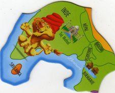 Magnets Magnet Savane Brossard Asie Inde Nepal - Tourism