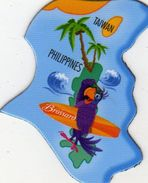 Magnets Magnet Savane Brossard Asie Taiwan Philippines - Tourism