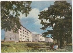 Latvias PSR, Riga - Jaunas Dzivojamas Majas Jugla - Lettische SSR, Neue Wohnhäuser In Jugla - (Letland/Latvia) - Letland