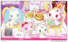 CARTE McDonald's JAPON (188) MacDonald's * McDonald´s   JAPAN *  U CARD - Advertising