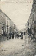 CPA 31 - Cassagnabère Rue De La Poste - Other Municipalities