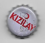 TURQUIE / CAPSULE EAU MINERALE /  KIZILAY - Soda