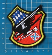 Jagdbombergeschwader 32 ECR Patches Fighter-Bomber Wing 32 German Military Sew On Embroidery - Patches