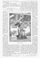 L'HORLOGE De La BASTILLE   1903 - Bijoux & Horlogerie
