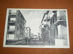 Cartolina Caserta - Rione Patturelly 1940 Ca - Caserta