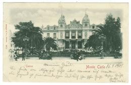 Monaco // Monte Carlo, Le Casino - Monaco
