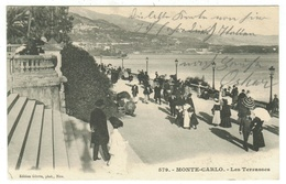 Monaco // Monte Carlo, Les Terrasses - Monaco