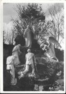 _6ik-608: OVERMERE- Kalvarieberg Beeldhouwwerk Van Alois De Beule - Fotokaart > Zarren - Autres