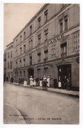 CHAUMONT (52) - HOTEL DE FRANCE - Chaumont