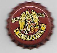 BELGIQUE / GRANDE CAPSULE BIERE GRIMBERGEN - Cerveza