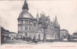 ANVERS (Antwerpen) - La Banque Nationale - Cohn-Donnay Et Cie, Liège-Bruxelles - Antwerpen