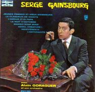 Magnets Magnet Album 33 Tours Serge Gainsbourg Jeunes Femmes Et Vieux Messieurs - Characters