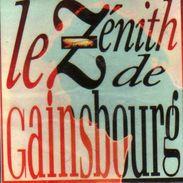 Magnets Magnet Album 33 Tours Serge Gainsbourg Le Zenith - Characters