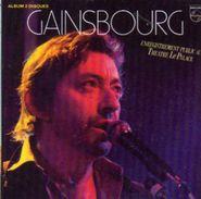 Magnets Magnet Album 33 Tours Serge Gainsbourg Enregistrement Public - Personnages