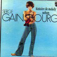 Magnets Magnet Album 33 Tours Serge Gainsbourg Histoire De Melody Nelson - Characters
