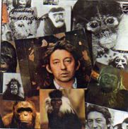 Magnets Magnet Album 33 Tours Serge Gainsbourg Vu De L'exterieur - Characters