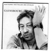 Magnets Magnet Album 33 Tours Serge Gainsbourg Mauvaises Nouvelles Des Etoiles - Personnages