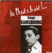 Magnets Magnet Album 33 Tours Serge Gainsbourg Du Chant à La Une - Characters