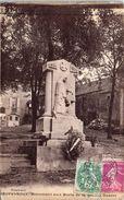 RIEUPEYROUX --  Monument Aux Morts - Autres Communes