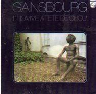 Magnets Magnet Album 33 Tours Serge Gainsbourg L'homme à La Tete De Chou - Characters