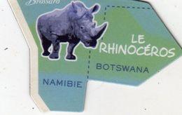 Magnets Magnet Afrique Nanibie Rhinoceros - Tourism