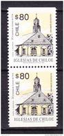 Chile - Chili 1993 Yvert 1170a, Definitve, Chilean Churches - MNH - Chile