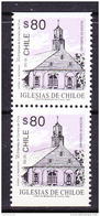 Chile - Chili 1993 Yvert 1200a, Definitive, Chilean Churches - MNH - Chili
