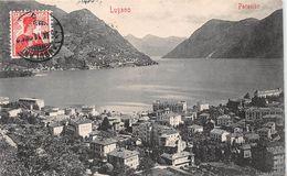 ¤¤  -  SUISSE   -  LUGANO   -  Paradiso   -  ¤¤ - TI Tessin