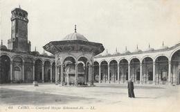 Cairo: Courtyard Mosque Mohammed-Ali (Le Caire: La Cour De La Mosquée) - Carte LL N° 64 Non Circulée - El Cairo
