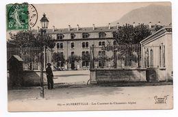 ALBERTVILLE (73) - LES CASERNES DE CHASSEURS ALPINS - Albertville