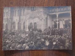 1917 RUSSIA REVOLUTION KERENSKY In REVAL /TALLINN City, ESTONIA/ PHOTO - Guerre 1914-18